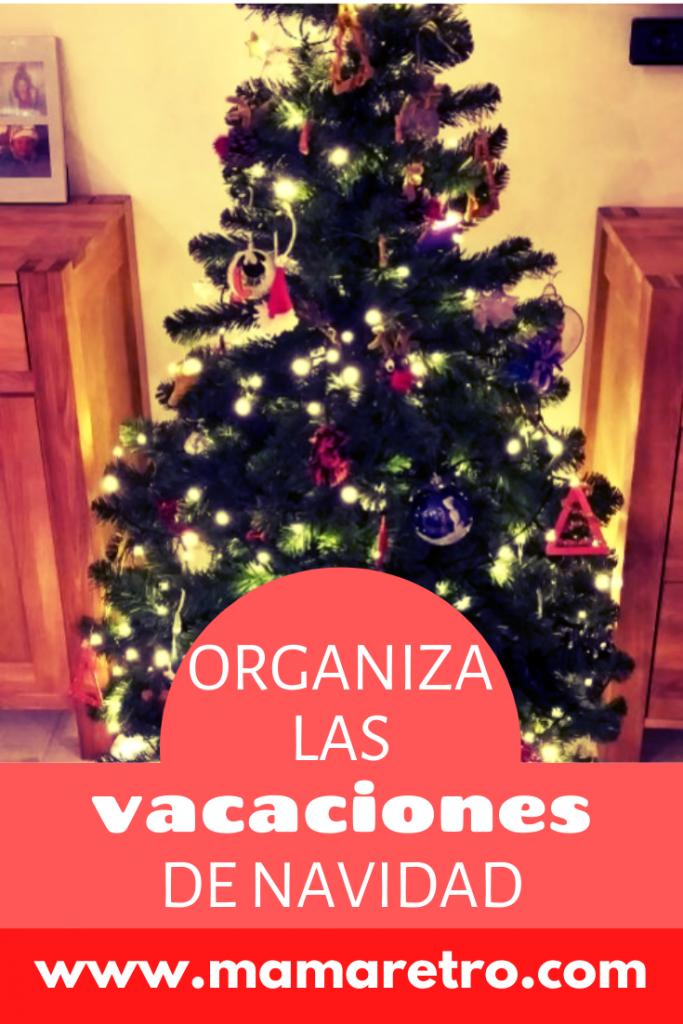 disfruta al máximo tus vacaciones de navidad con niños