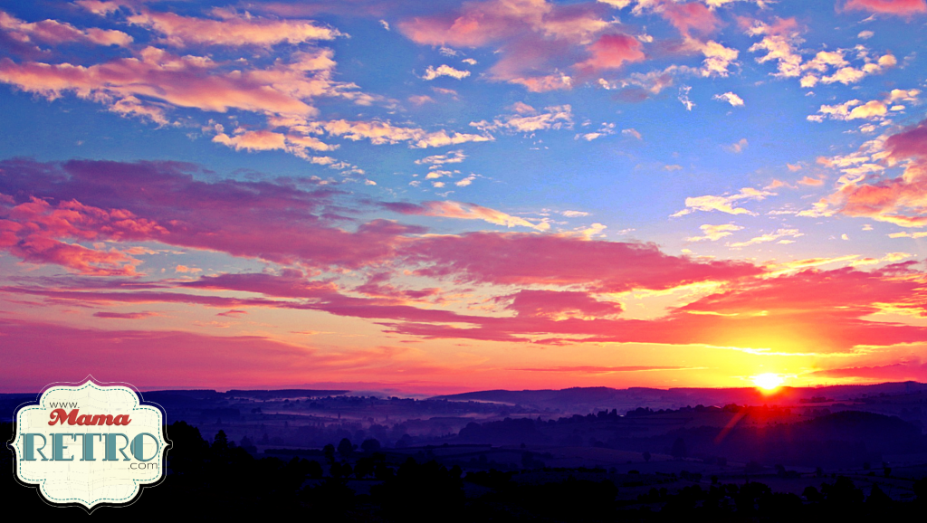 ver salir el sol es una recompensa sin precio de levantarse temprano