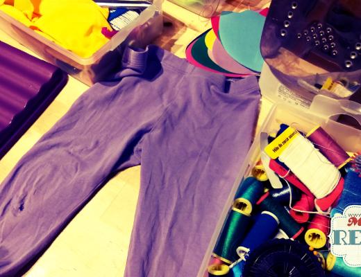 Reparar pantalons trencat