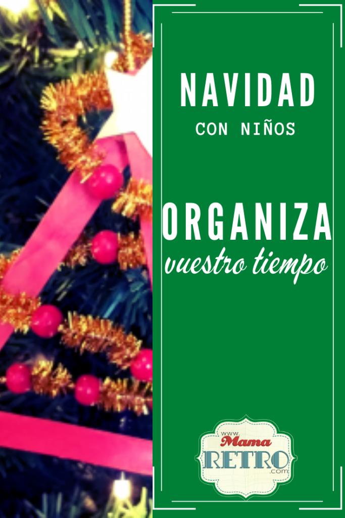 Organiza unas geniales vacaciones de Navidad - imprimible gratis