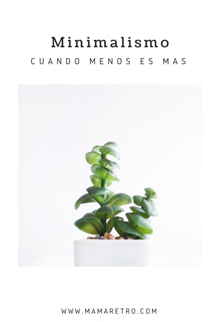 en el minimalismo cuenta menos es más