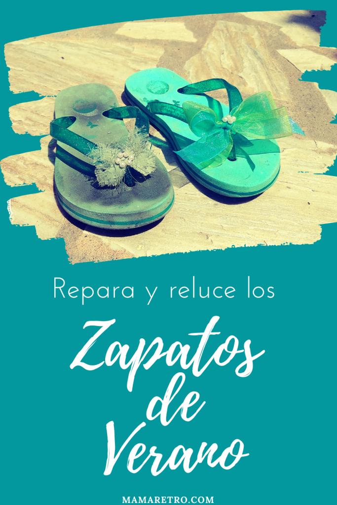 con este simple truco podras relucir zapatos de verano