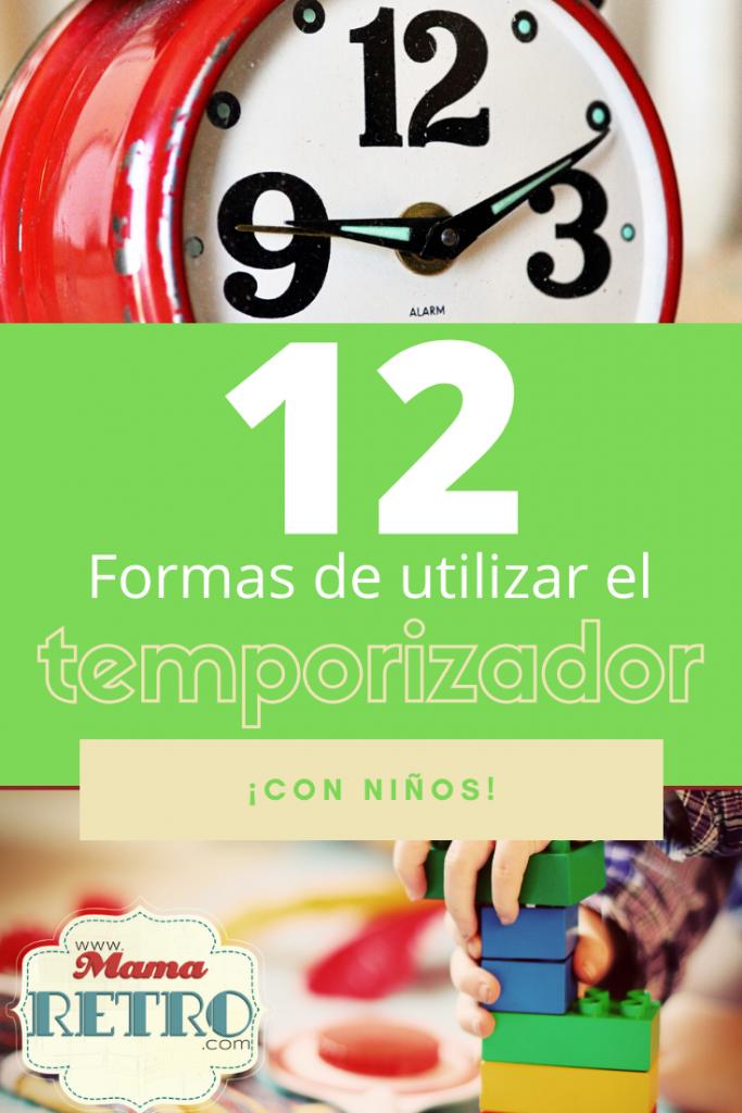 12 trucos para utilizar el temporizador con tus niños