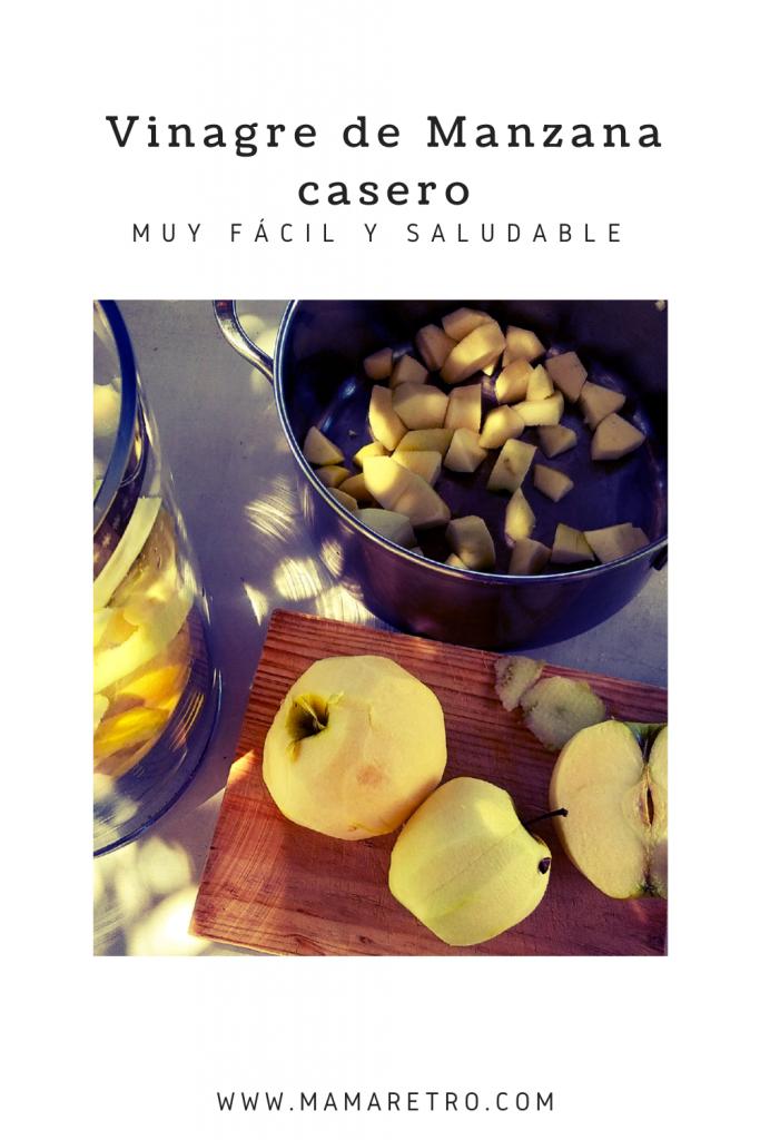 Aprende cómo hacer vinagre de manzana casero