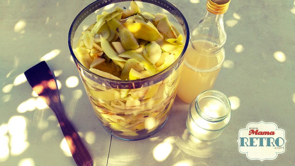 Para hacer vinagre de manzana casero no necesitas más que tiempo, manzanas, agua y azúcar