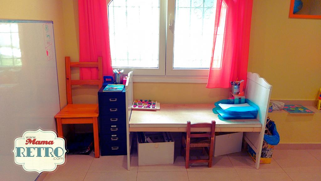 Leer y escribir en el aula casera