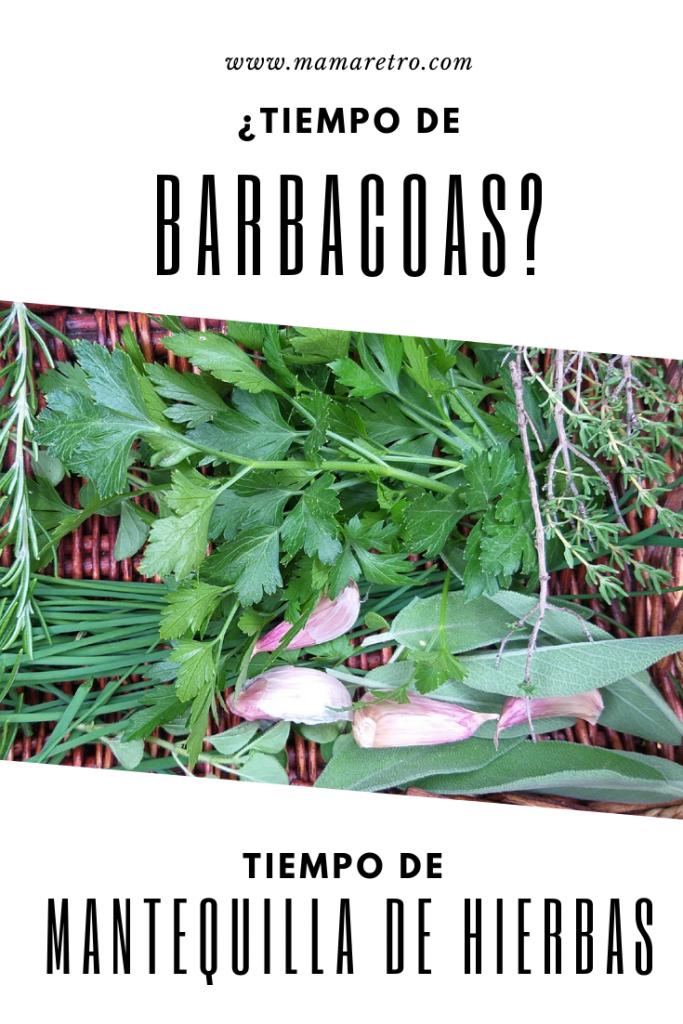 Receta de mantequilla de hierbas ideal barbacoa