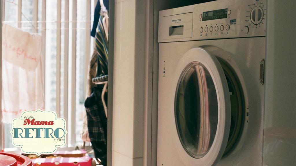 Incluso en la lavadora sigue habiendo formas de ahorrar agua