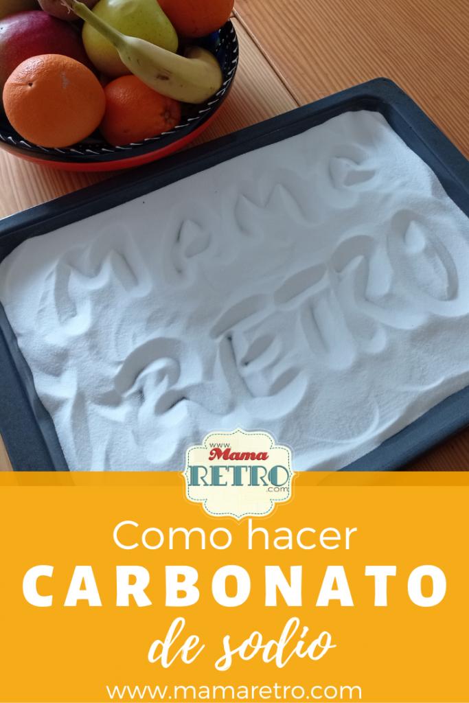 DIY de carbonato de sodio - prepara tu propio carbonato de sodio en casa